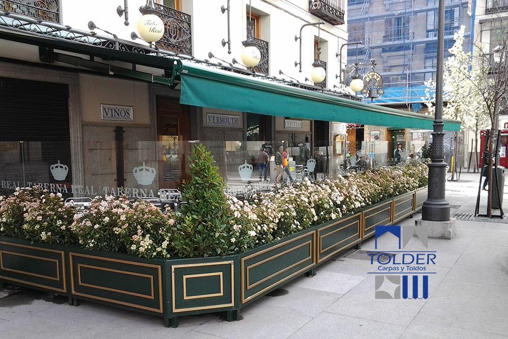 Taberna Real en La Plaza Isabel II de Madrid