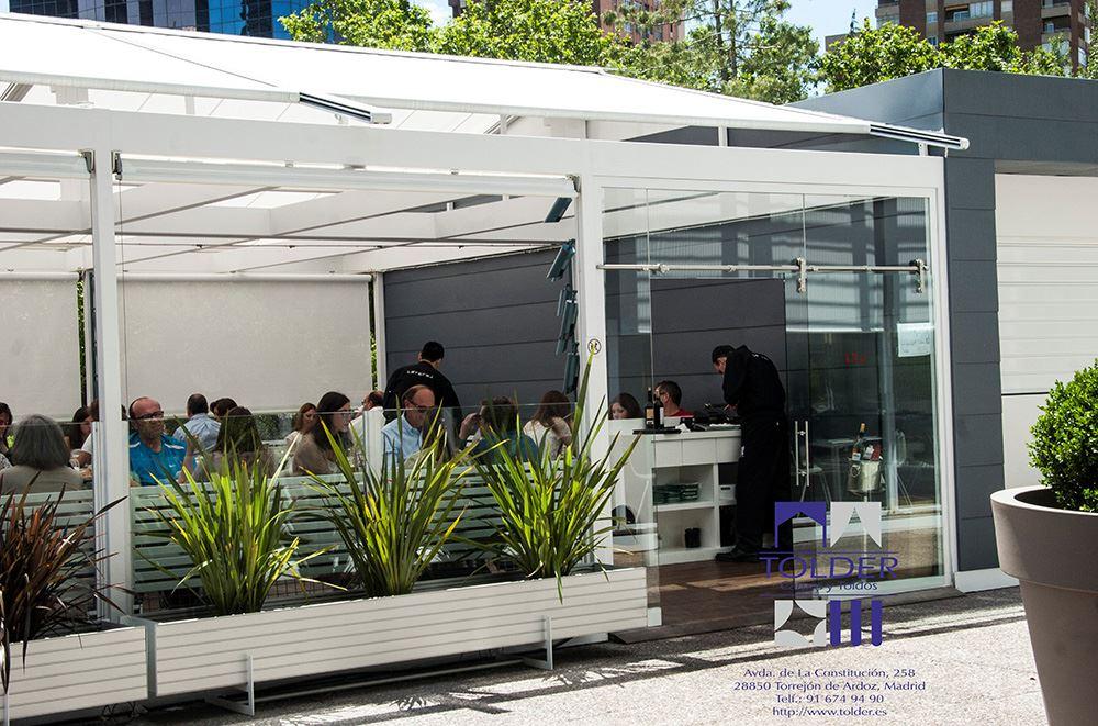 Bar restaurante Lateral Castellana 88