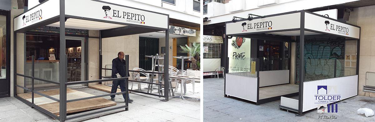 Bar Pepito calle Princesa