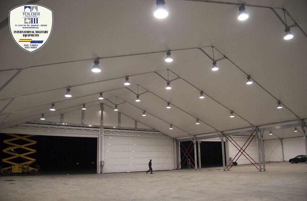 Hangar militar 7