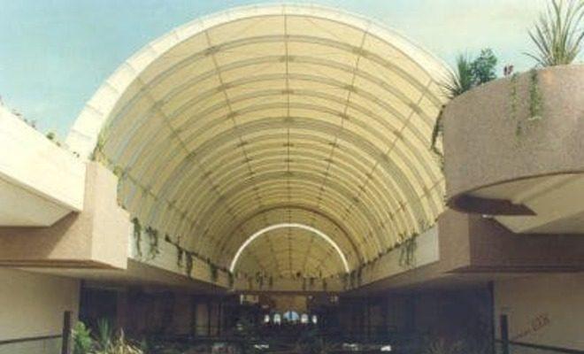 Arquitectura textil centro comercial Cristamar Tolder 5