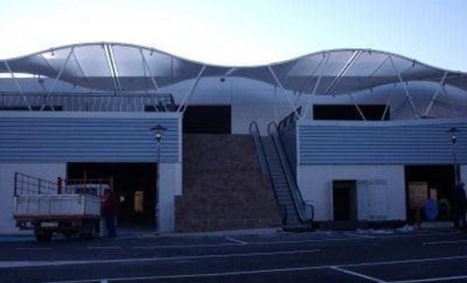 Arquitectura textil centro comercial de Pinto Tolder 4