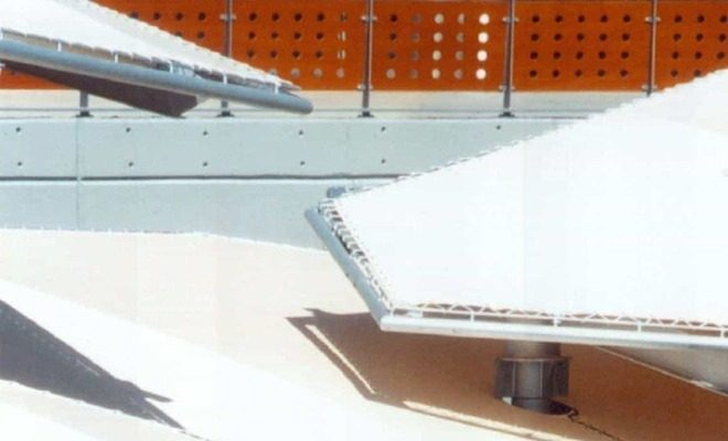 Arquitectura textil centro comercial Nassica Tolder 2