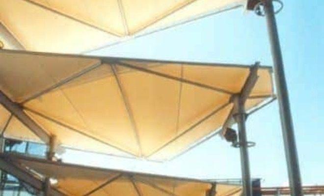 Arquitectura textil centro comercial Nassica Tolder 3