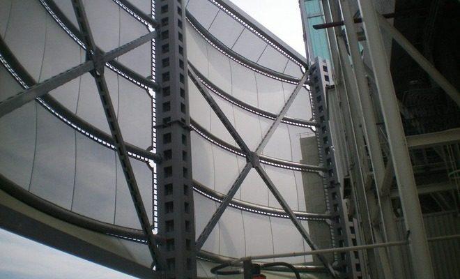 Arquitectura textil incineradora Son Reus Tolder 2