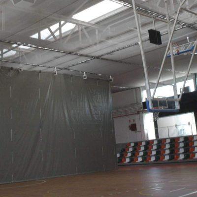 Pabellón Deportivo de Arganda del Rey, 1, Tolder
