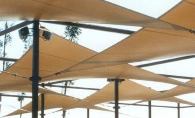 Arquitectura textil Parque Warner Tolder 3