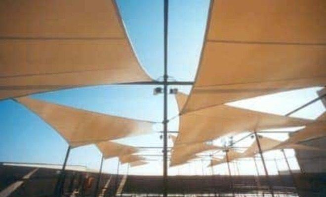 Arquitectura textil Parque Warner Tolder 4