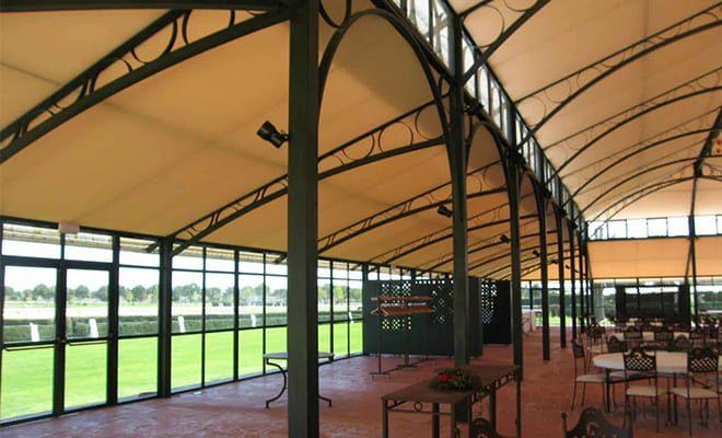 Carpa Club La Pineda, 3, Tolder