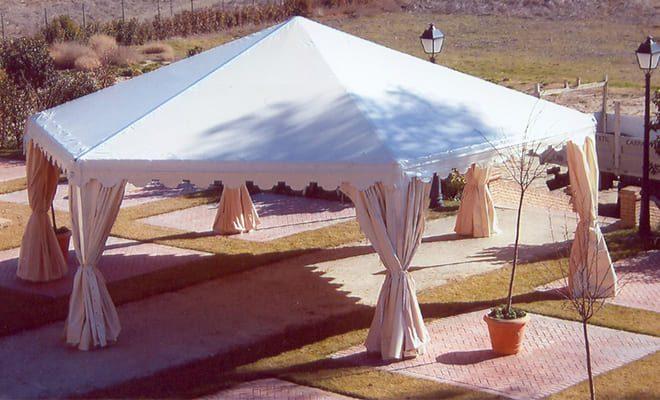 Carpa hexagonal de 10 m, 5, Tolder
