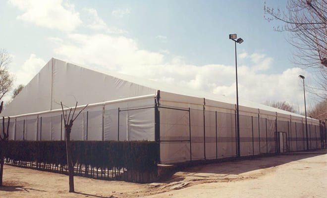 Club Deportivo Puerta de Hierro, 2, Tolder