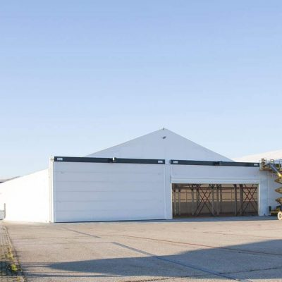 Hangar para helicópteros, 1, Tolder