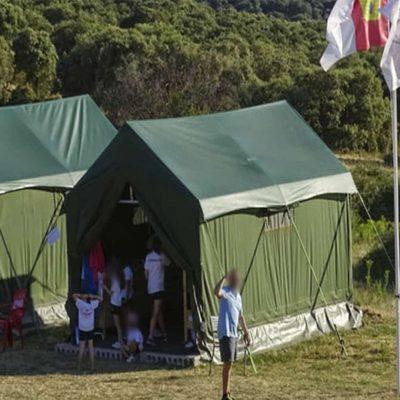 KOR CAMP, 1, Tolder