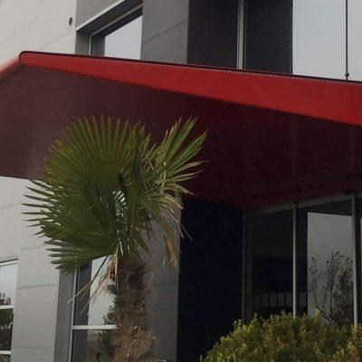 Marquesina Constructora San José, 1, Tolder