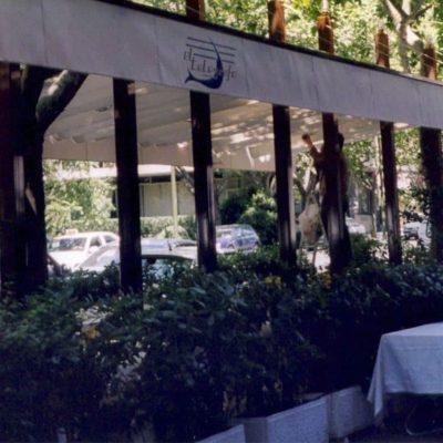 Restaurante El Telégrafo, 1, Tolder