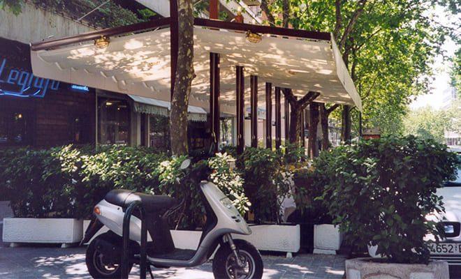 Restaurante El Telégrafo, 2, Tolder