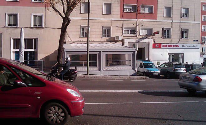 Terraza Restaurante Marbella, 6, Tolder