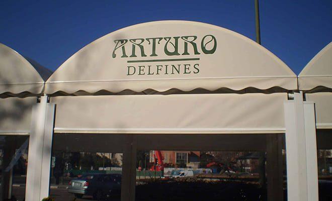 Terraza Velador Arturo, 2, Tolder