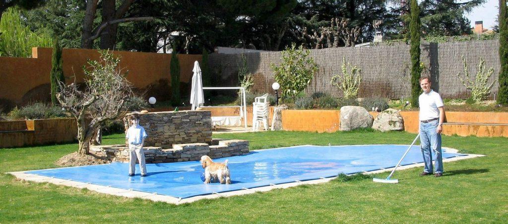 Cubiertas para piscina de Tolder
