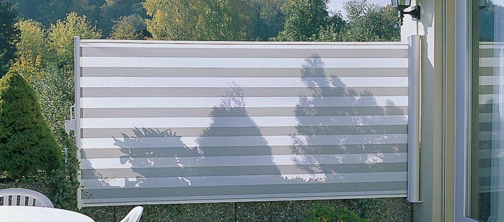 Toldos laterales para balcones de Tolder