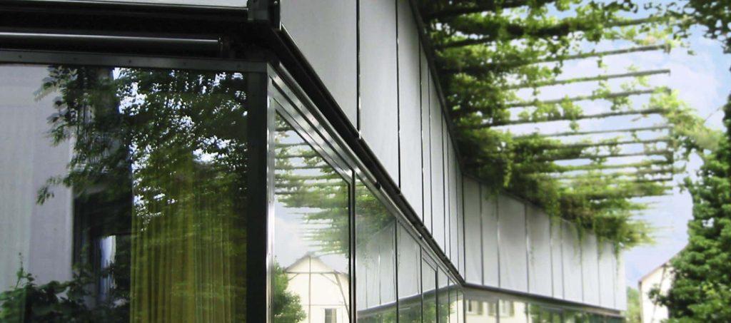 Toldos laterales para ventanas y fachadas de Tolder